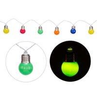 Guirlande Ampoules Illuminées - Multicolor