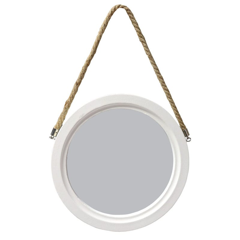 Mirror Nautical With Cord