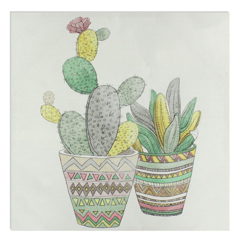 Cadre Cactus 23 X 23