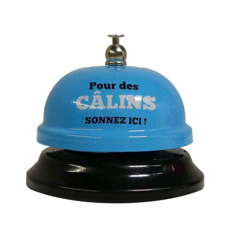 Sonnette Câlins - Bleu