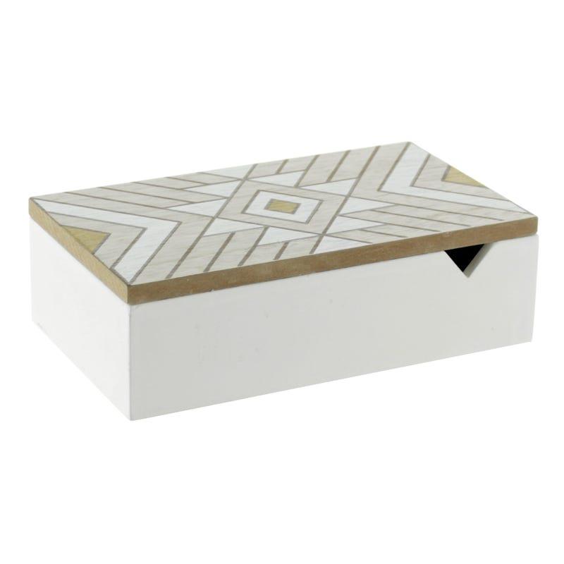 Wood Box - Aztec