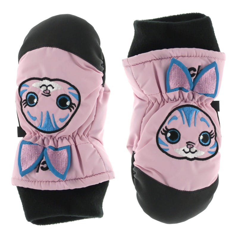 Kitty Mitt 2-6y