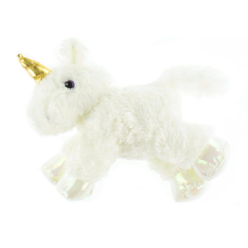 Unicorn Plush- White