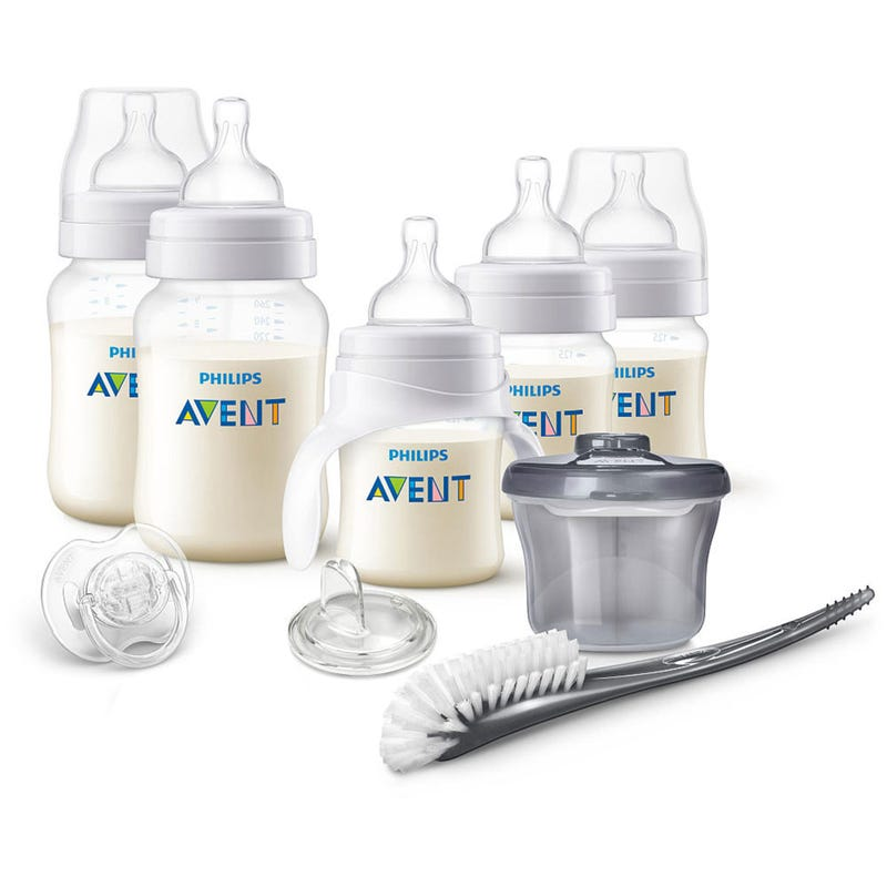 Anti-Colic Newborn Starter Gift Set