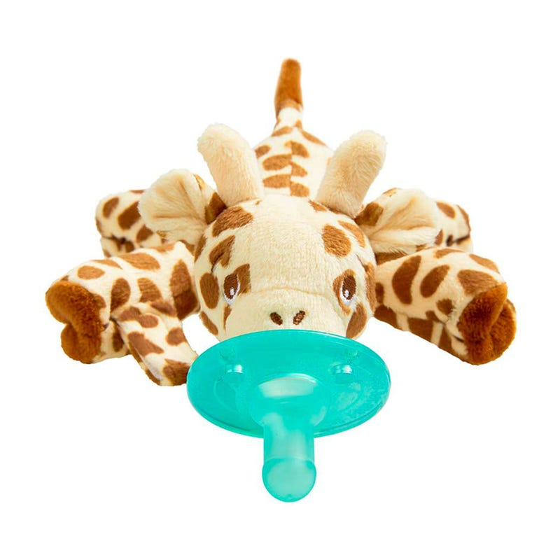 Suce Silicone 0-6M Girafe