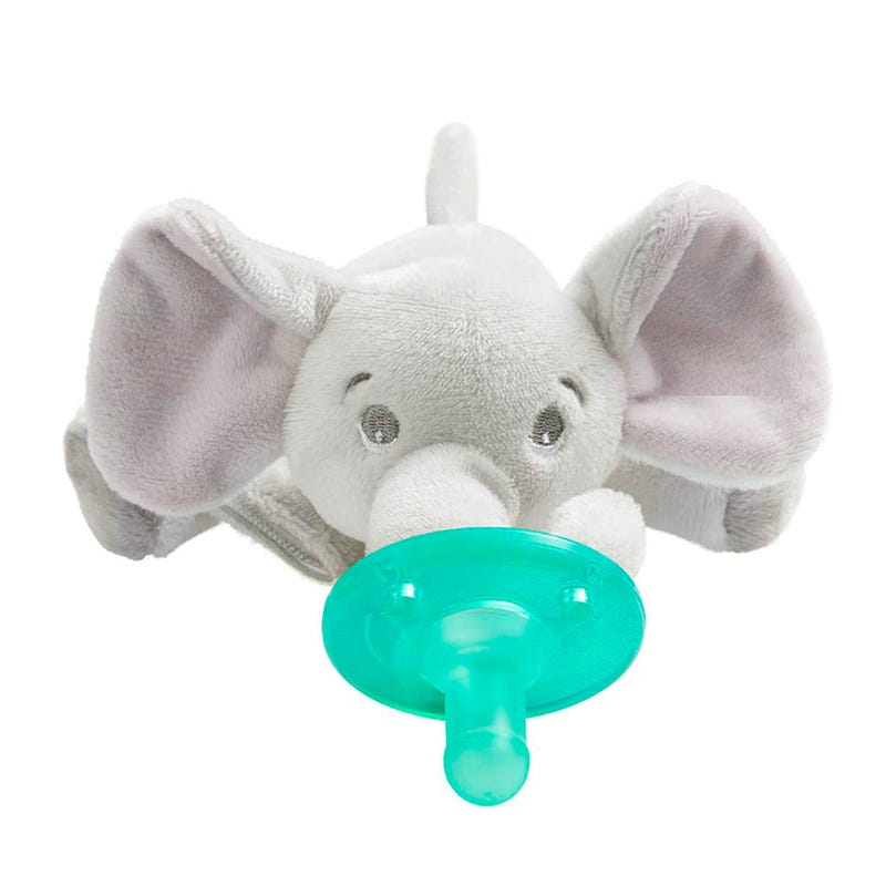 Suce Silicone 0-6M Éléphant