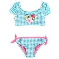 Bikini UV Carreaux 4-6X