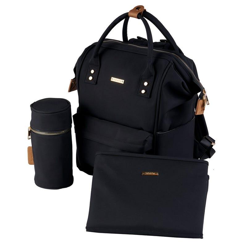 Diapers Backpack Mani - Black