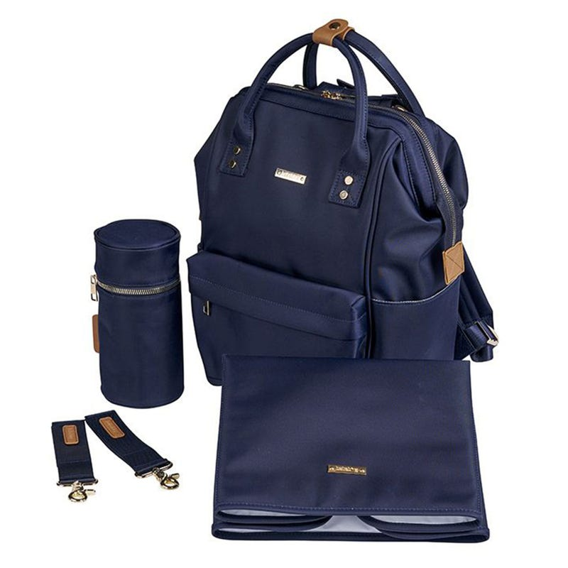 Diapers Backpack Mani - Navy