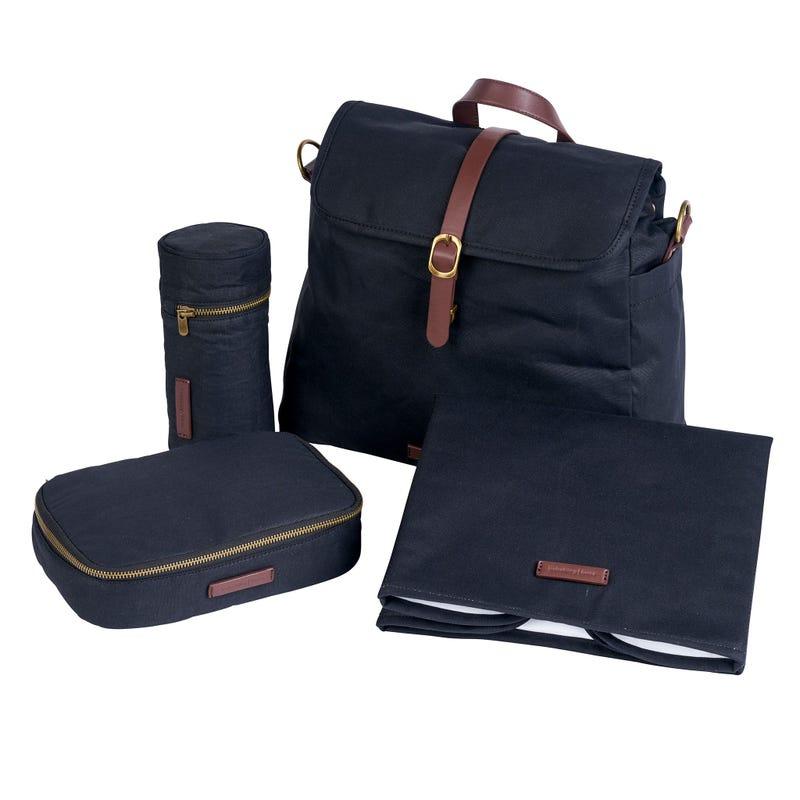 Diapers Bag Barca - Black