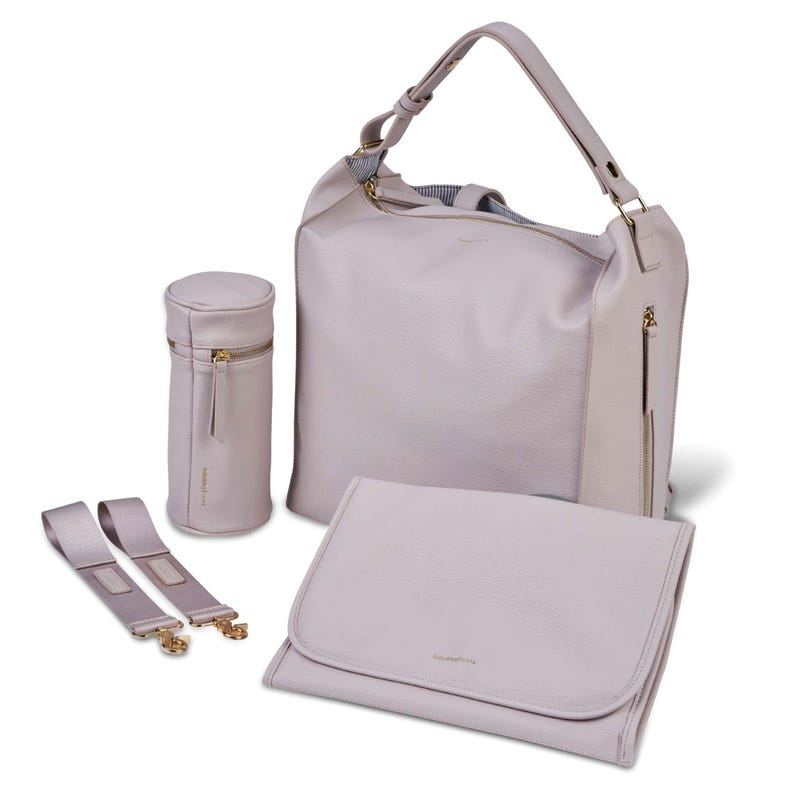 Diapers Bag Lucia - Grey