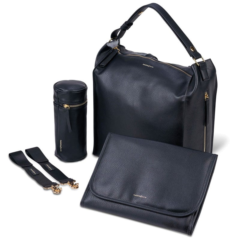 Diapers Bag Lucia - Black