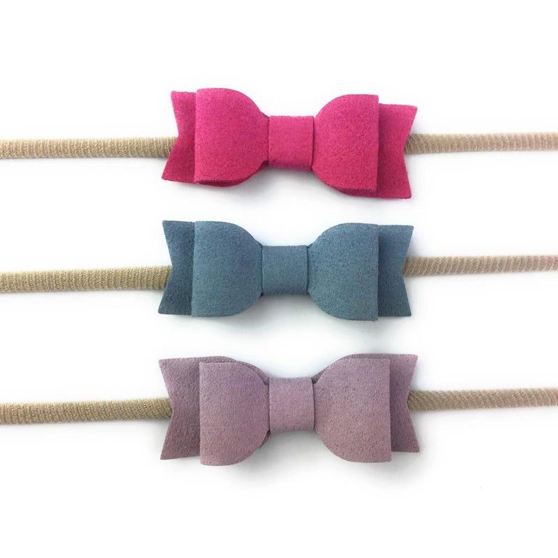 Bandeaux Paquet de 3 Boucle Mia 3-12mois+