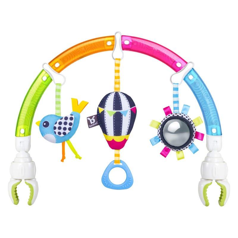 Rainbow Dazzle Friends Play Arch