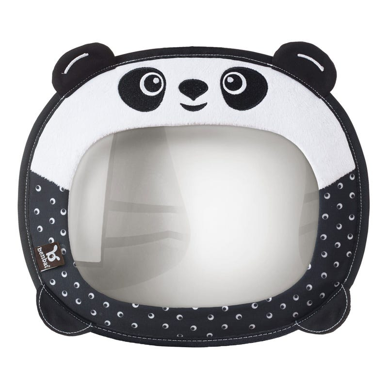 Panda Travel Friends Car Mirror