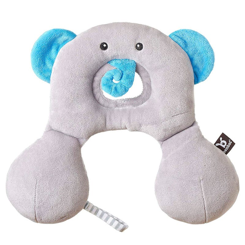 Elephant Head Support 0-12months