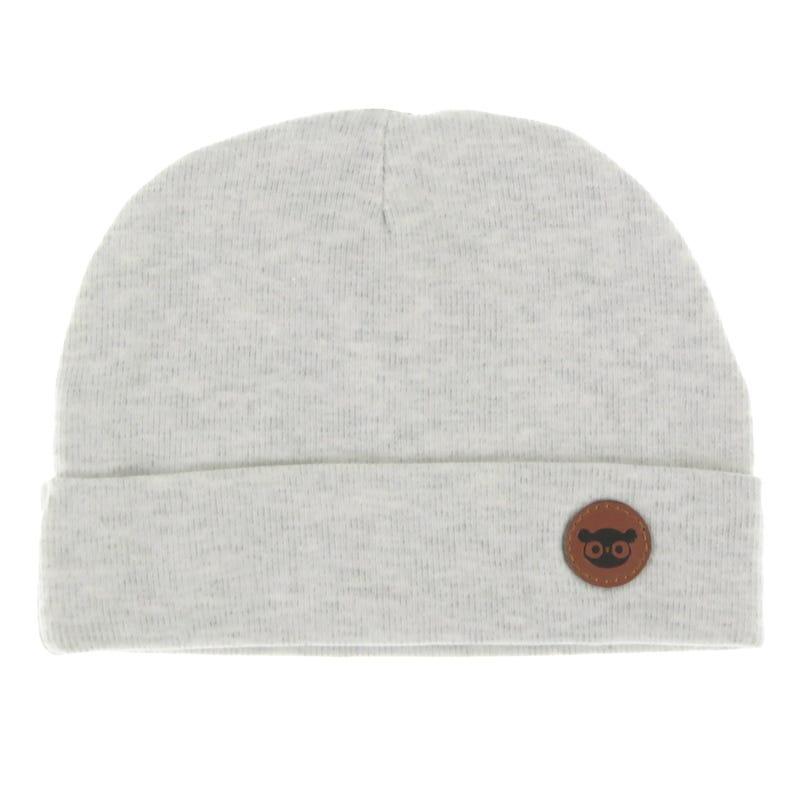Baby Hat 0-12m - Gray