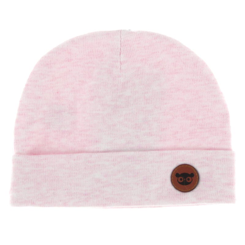 Baby Hat 0-12m - Pink