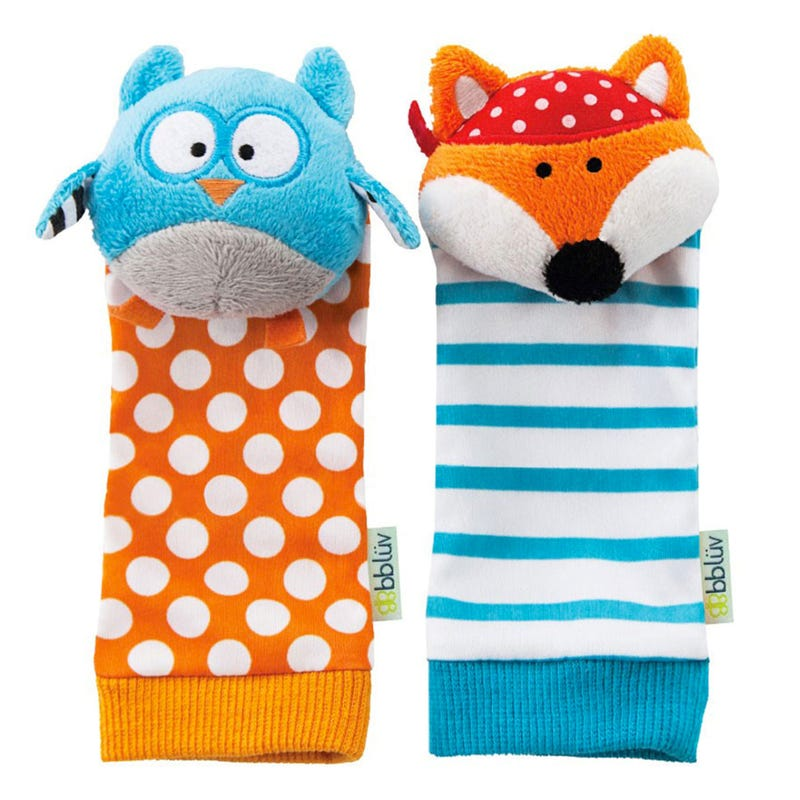 Duo Foot Finders set of 2 - Owl