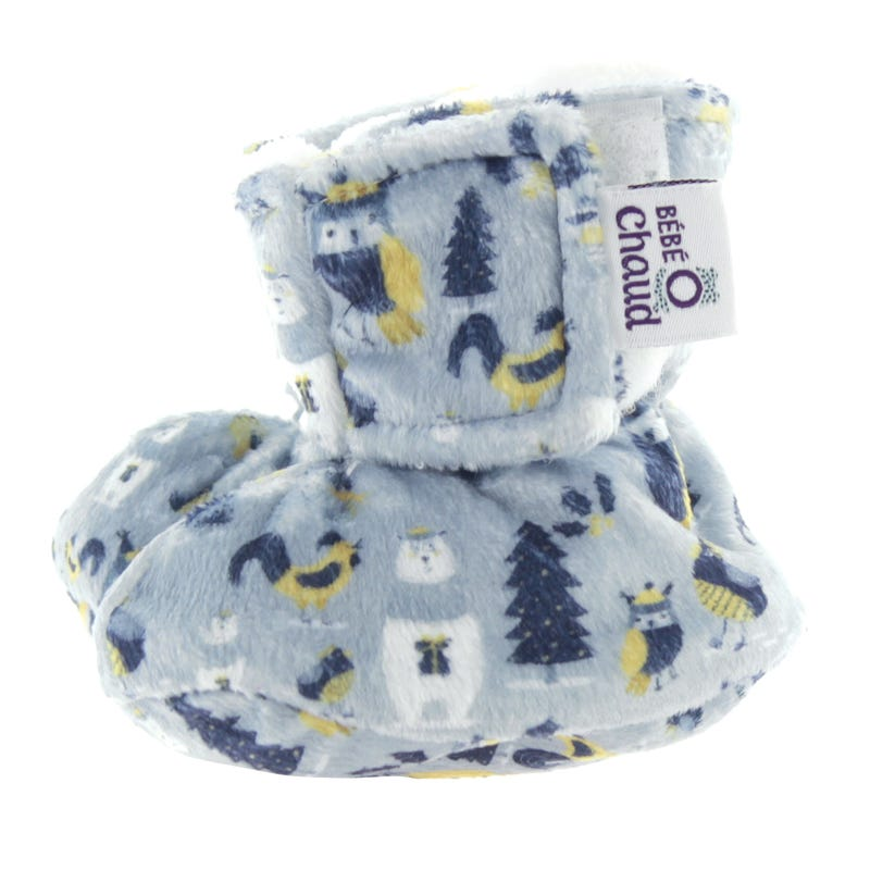 Velux Animals Slippers 0-6m