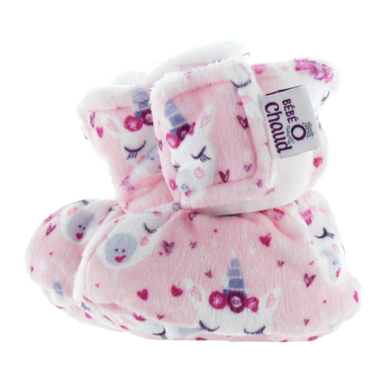 Velux Unicorn Slippers 0-6m