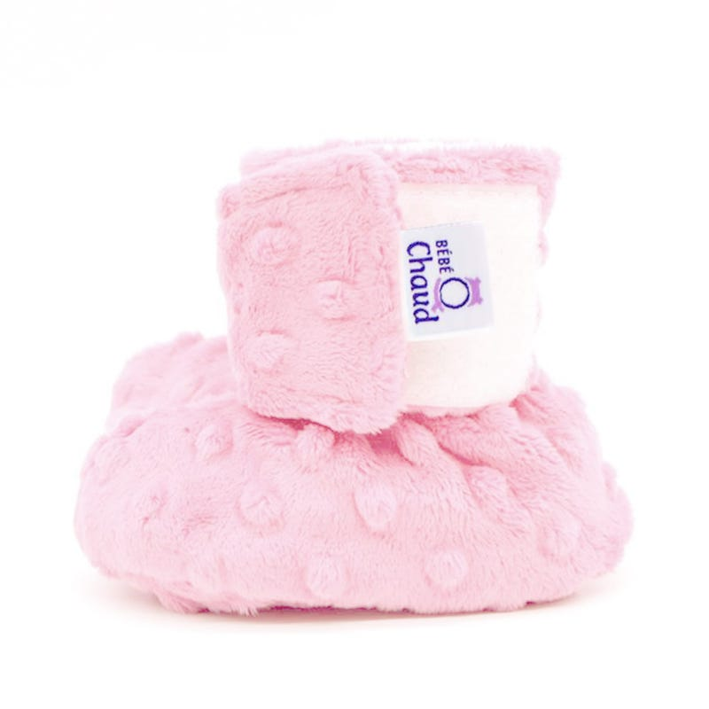 Velcro Slippers 0-6m