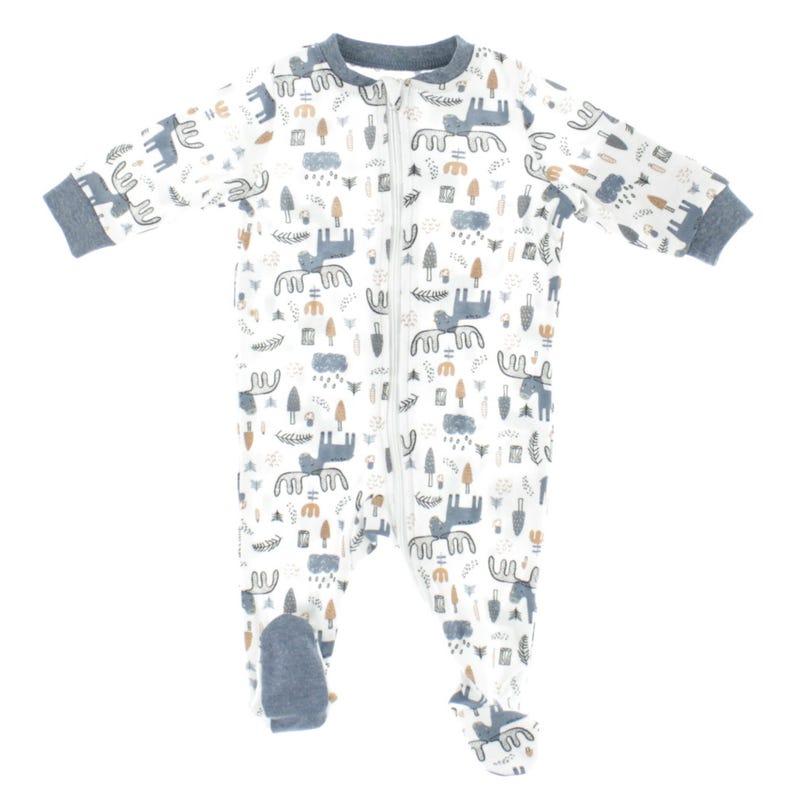 Pyjama Imprimé Orignal 0-30mois