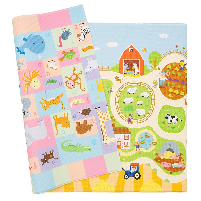 PLAY MAT MA PETITE FERME (French Version)