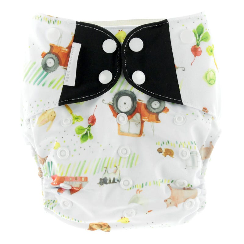 Country Cloth Diaper 10-35lbs