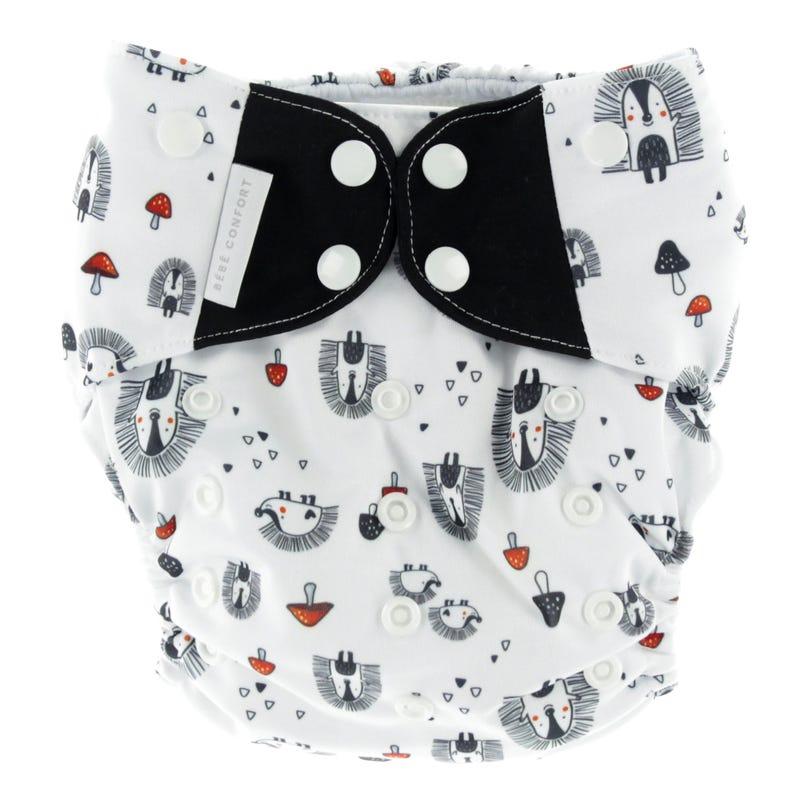 Hedgehog Cloth Diaper 10-35lbs