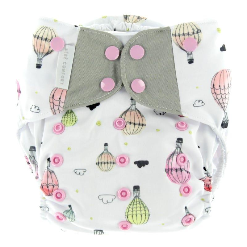 Hot Air Balloons Cloth Diaper 10-35lbs