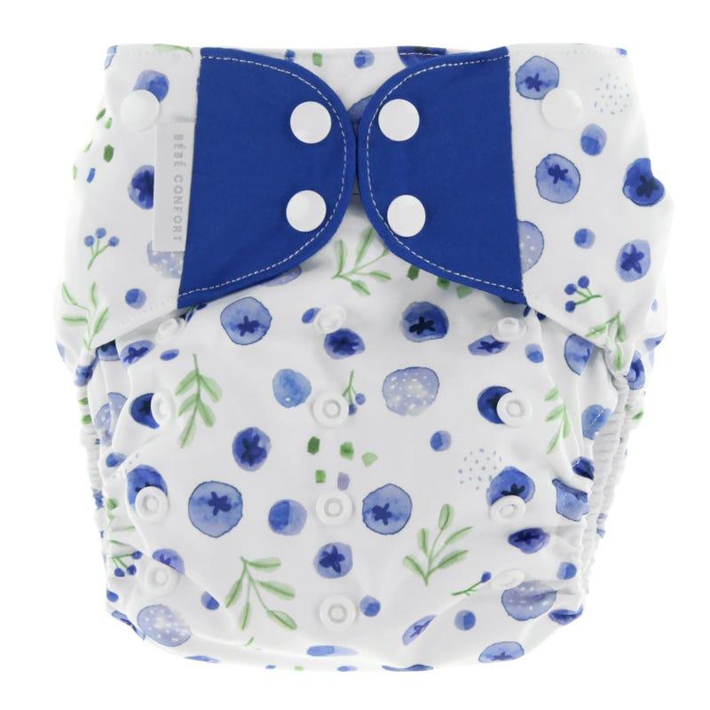 Couche Lavable 10-35lb - Bleuets
