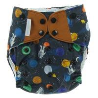 Cloth Diaper 10-35lb - Planets