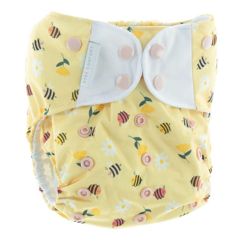 Cloth Diaper 10-35lb - Bees