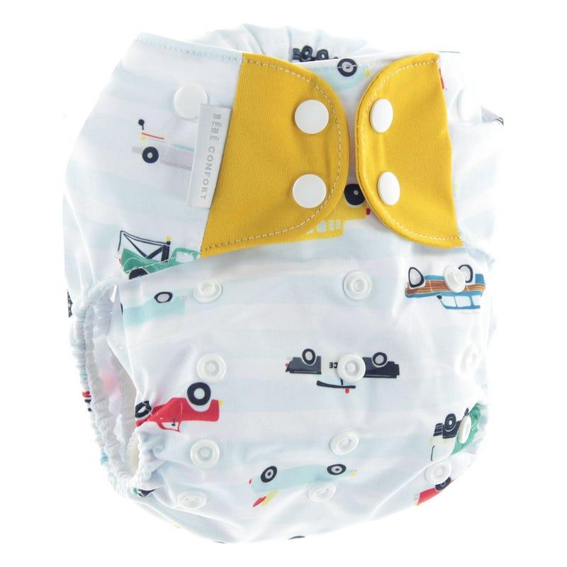 Cloth Diaper 10-35lb - Trucks