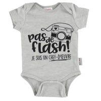 Cache-Couche Flash 3-12mois