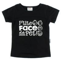Face De Pet T-Shirt 2-3y
