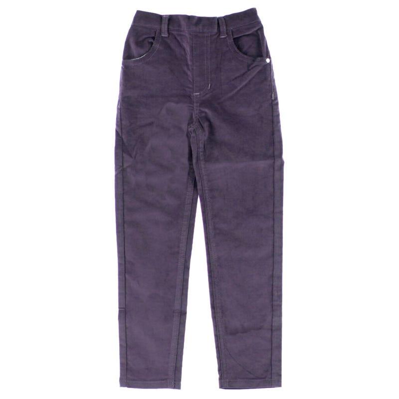 Corduroy Basic Pants 4-14y