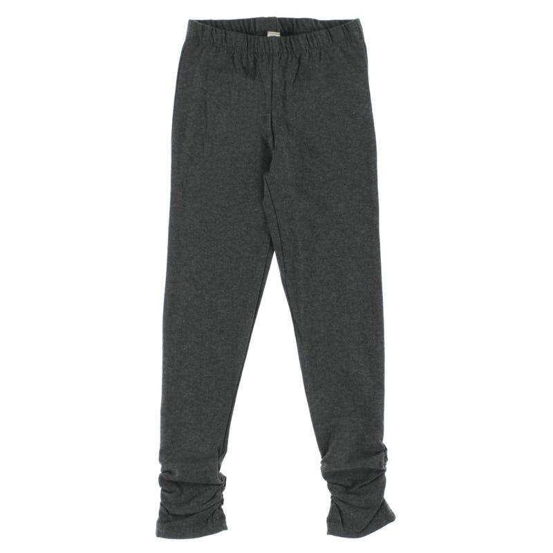 Pleated Basic Legging 4-14y