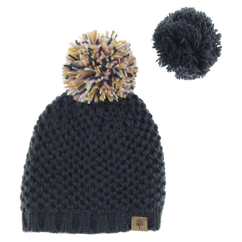 Bedford Road Knit Pompom Beanie 18-24m