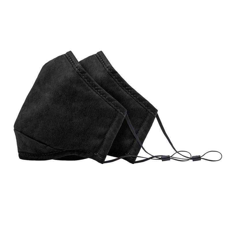 Masque Junior Paquet de 2 - Noir