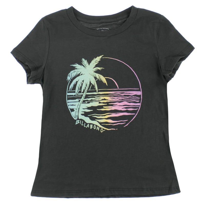 T-shirt Island Girl 8-12ans