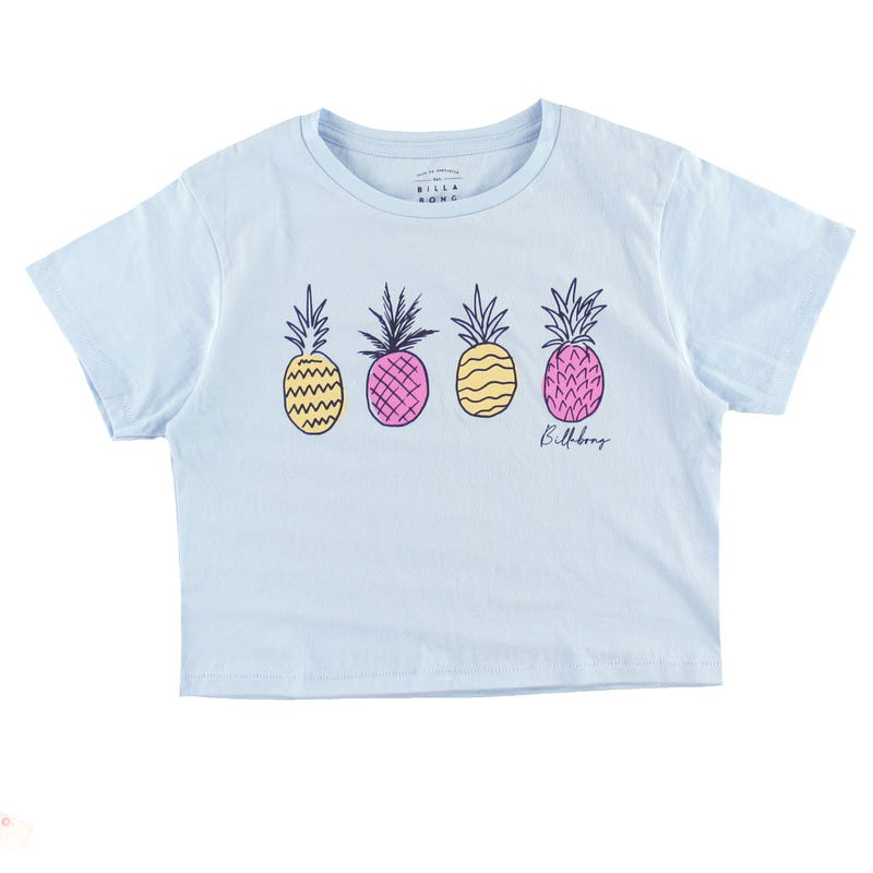 T-shirt Pineapple Party 8-12ans