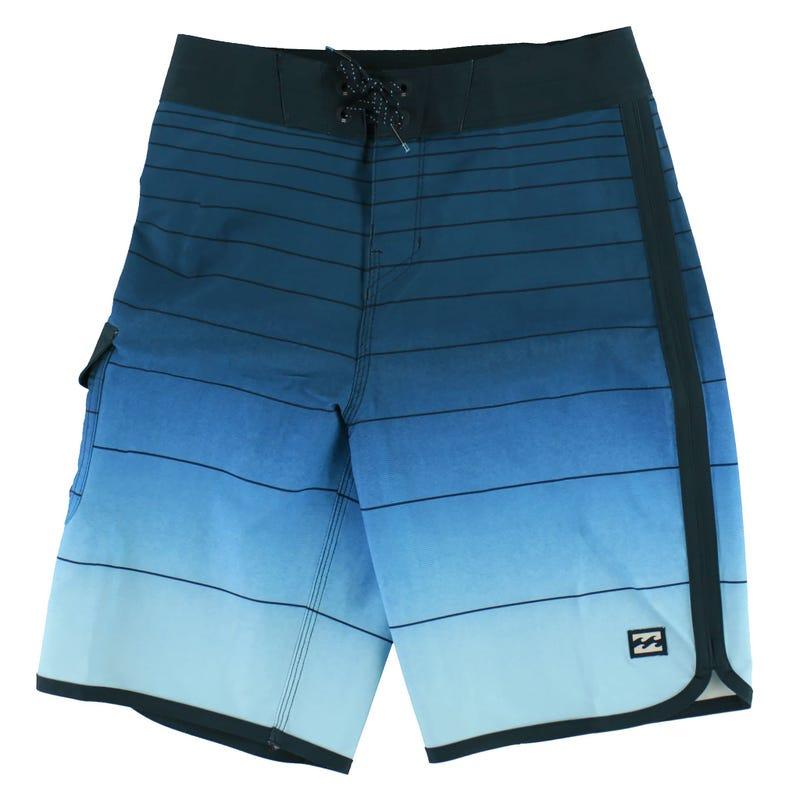 73 Stripe Pro Boardshort 8-16y