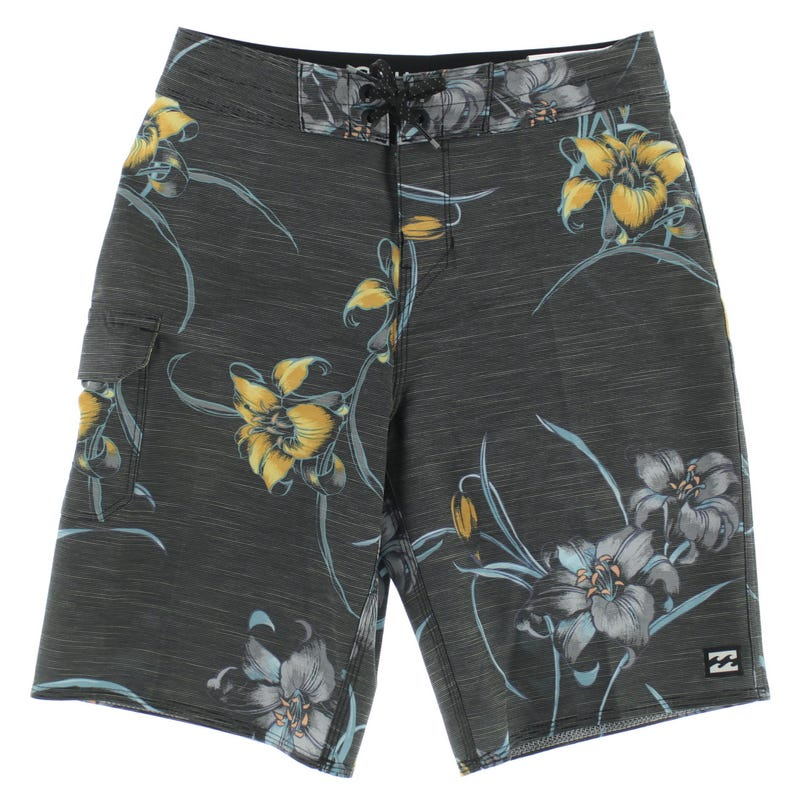Boarshort All Day Floral 8-16ans