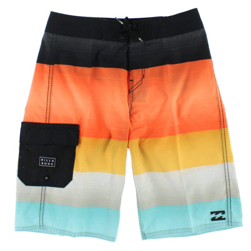 All Day OG Stripes Boardshort 8-16y