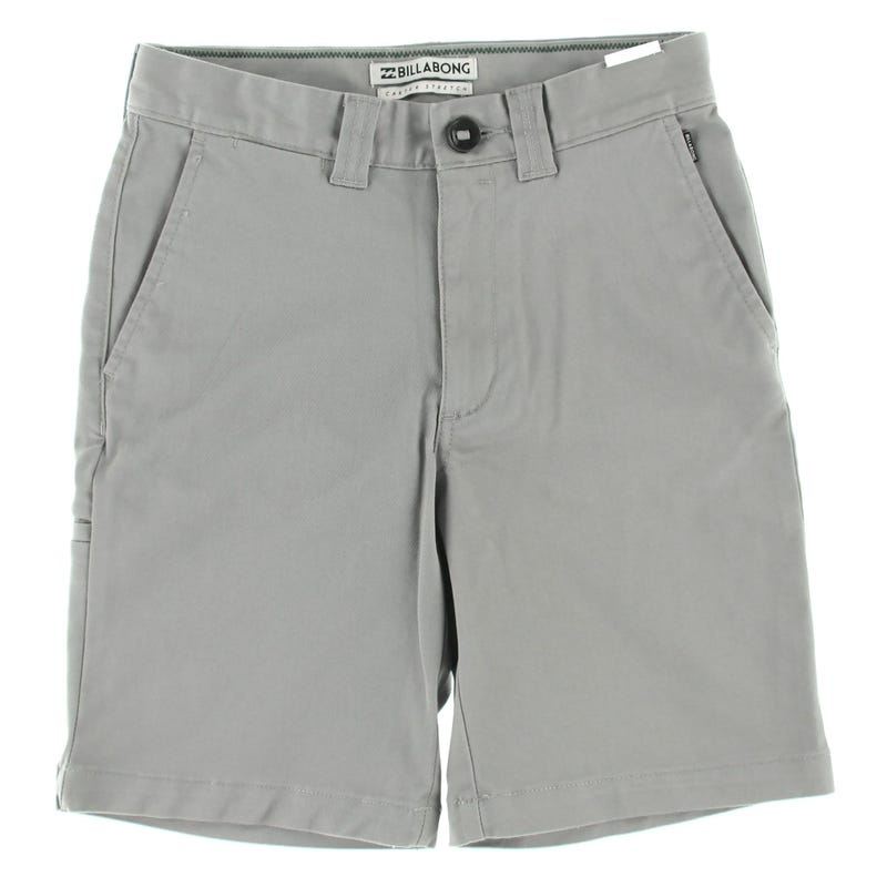 Bermuda Carter Stretch 8-16ans