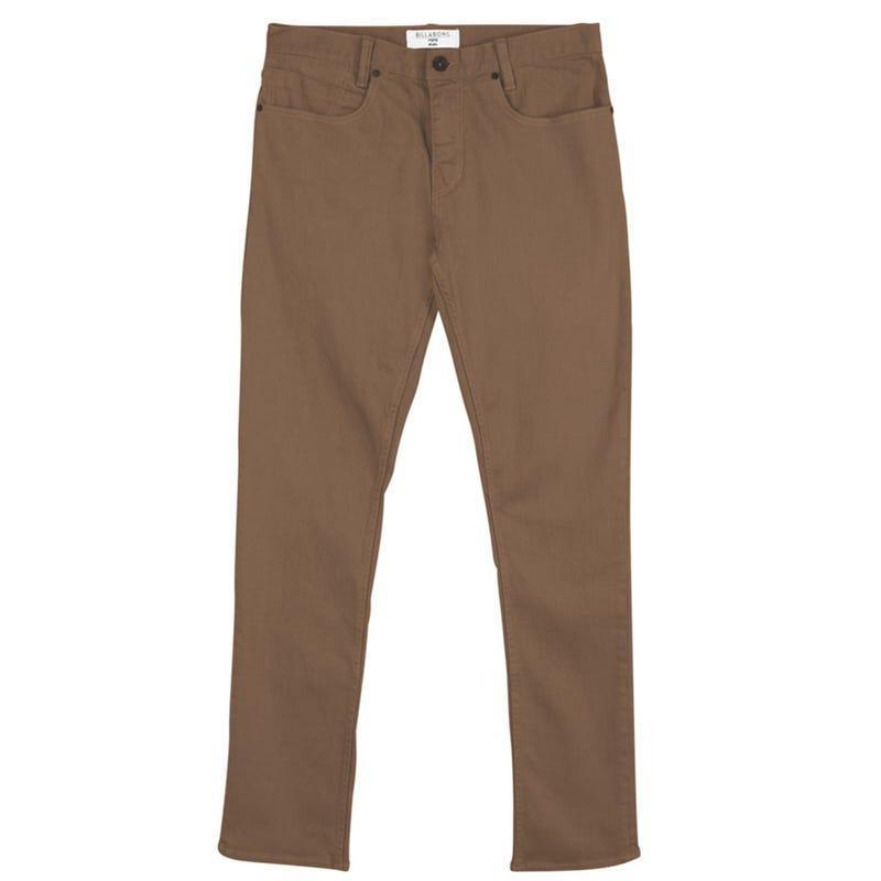 Pantalon 5 Poches Outsider 8-16ans
