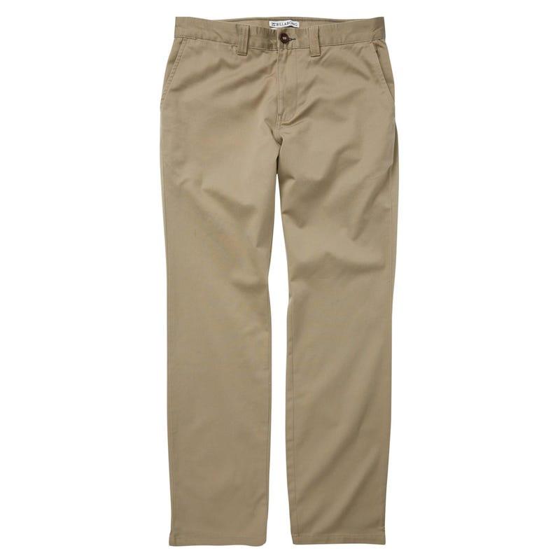Pantalon Carter Chino 8-16ans