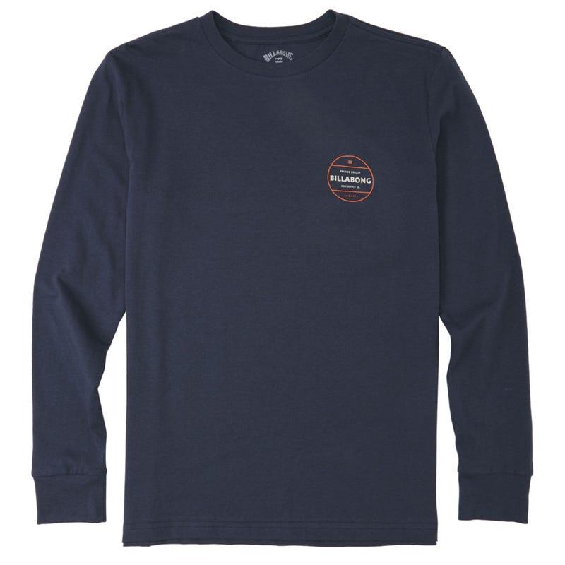 T-shirt Manches Longues Rotor 10-16ans